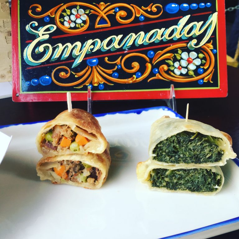 Brisket and Spinach Empanadas by kiyasdelicias